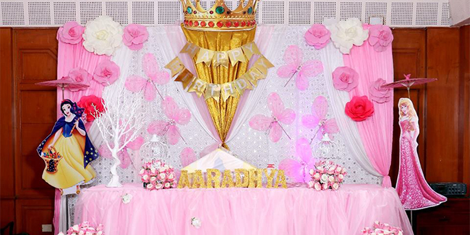Ideas for your kids birthday party