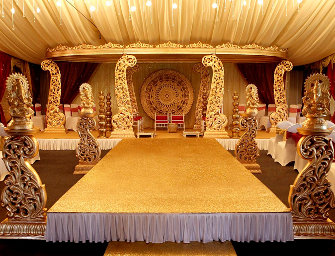 wedding venue management by kiyoh event planner