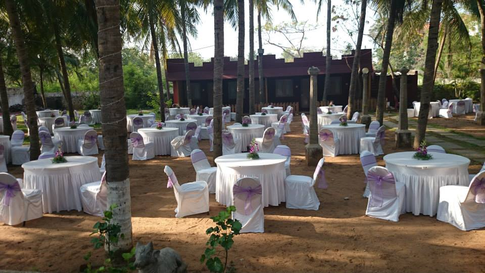 Outdoor Garden Venue 3
