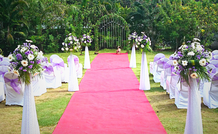 Latest Themes For Outdoor Wedding Venues In Chennai
